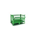Boxpaleti-metalic-verde