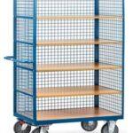 Roll container pentru logistica