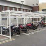 copertine-parcare-moto-si-biciclete
